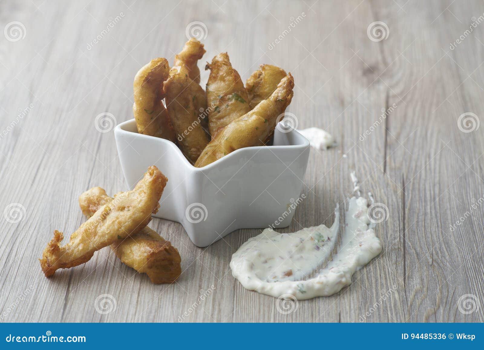 Dedos de peixes