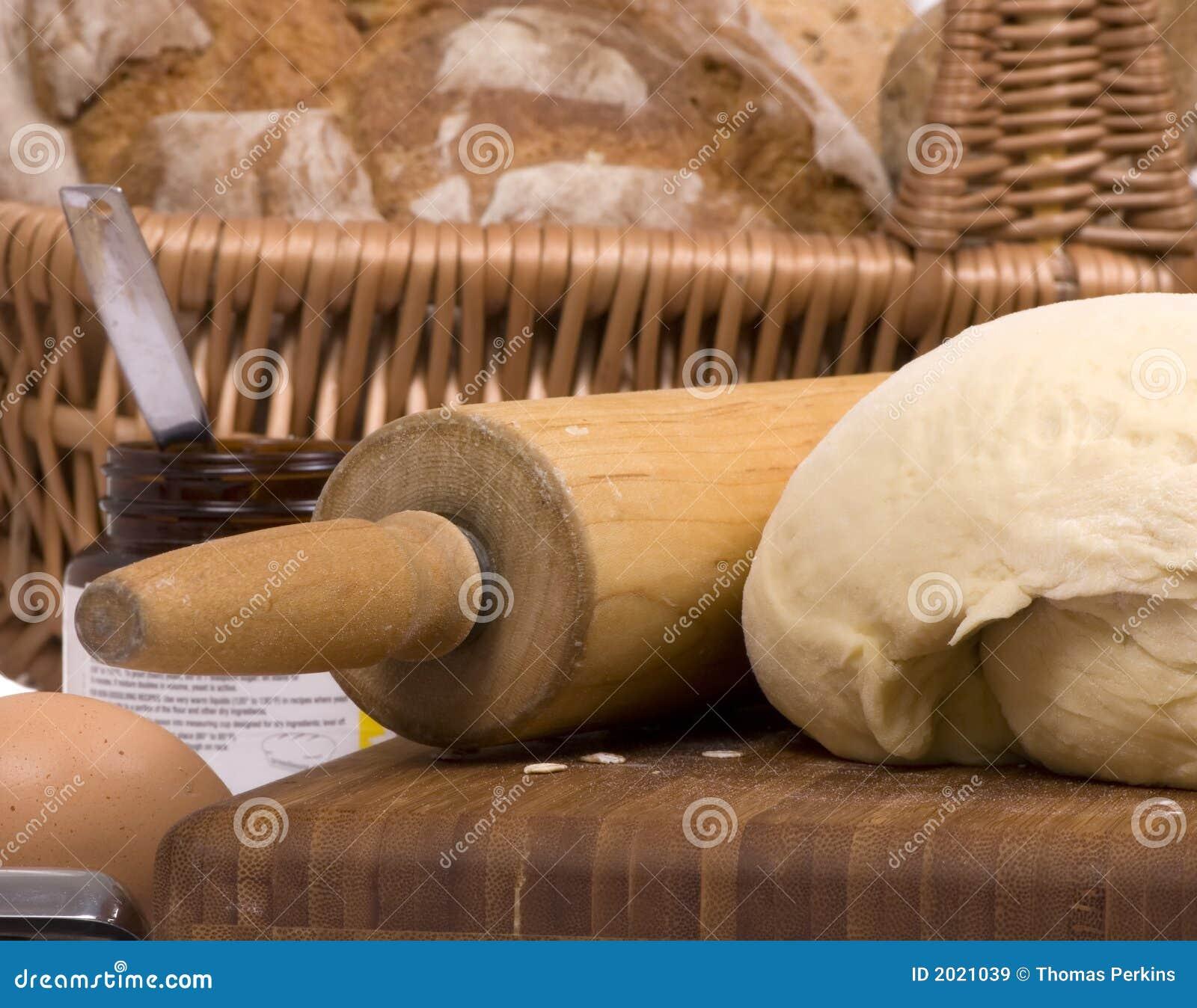Deeg 004 van het brood