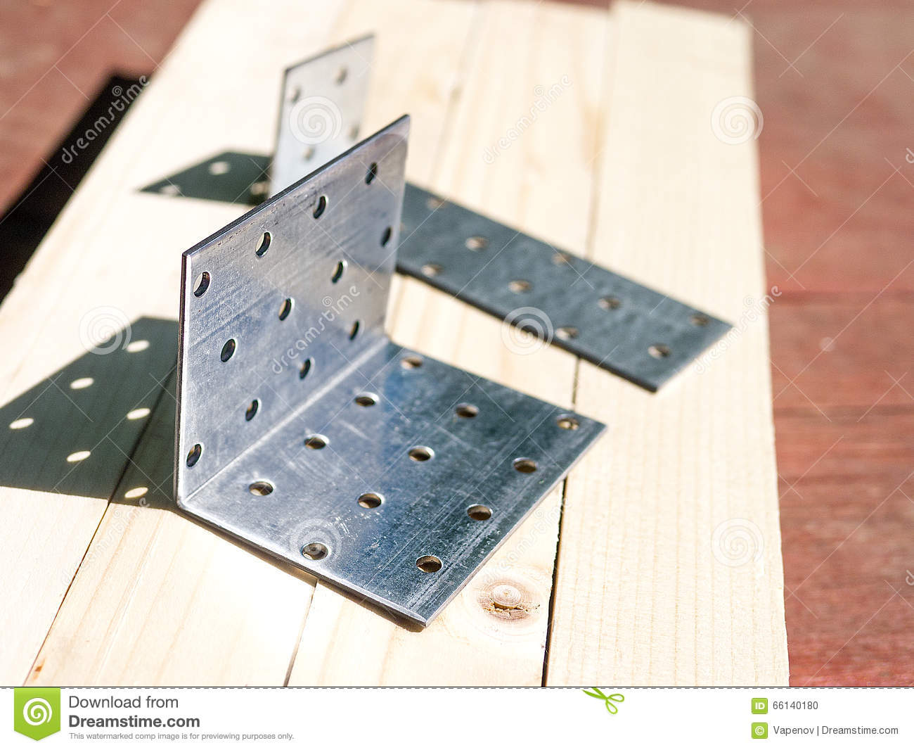 Perforated fasteners 3