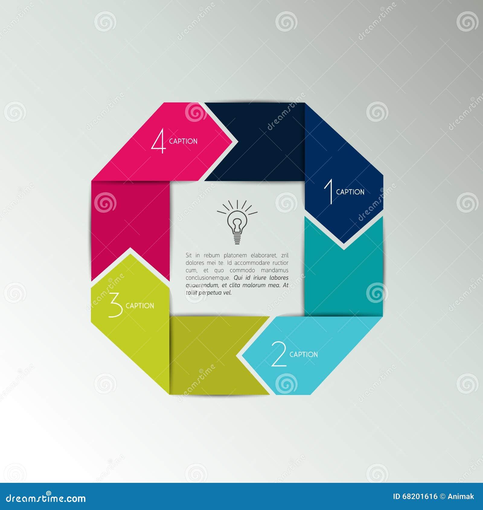 4 deelgrafiek, regeling Pijl geleidelijke presentatie Verbonden tekstbellen