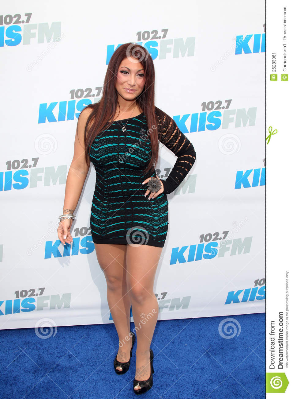 Deena Cortese Arrives At The Editorial Photo Image Of 2012 Home