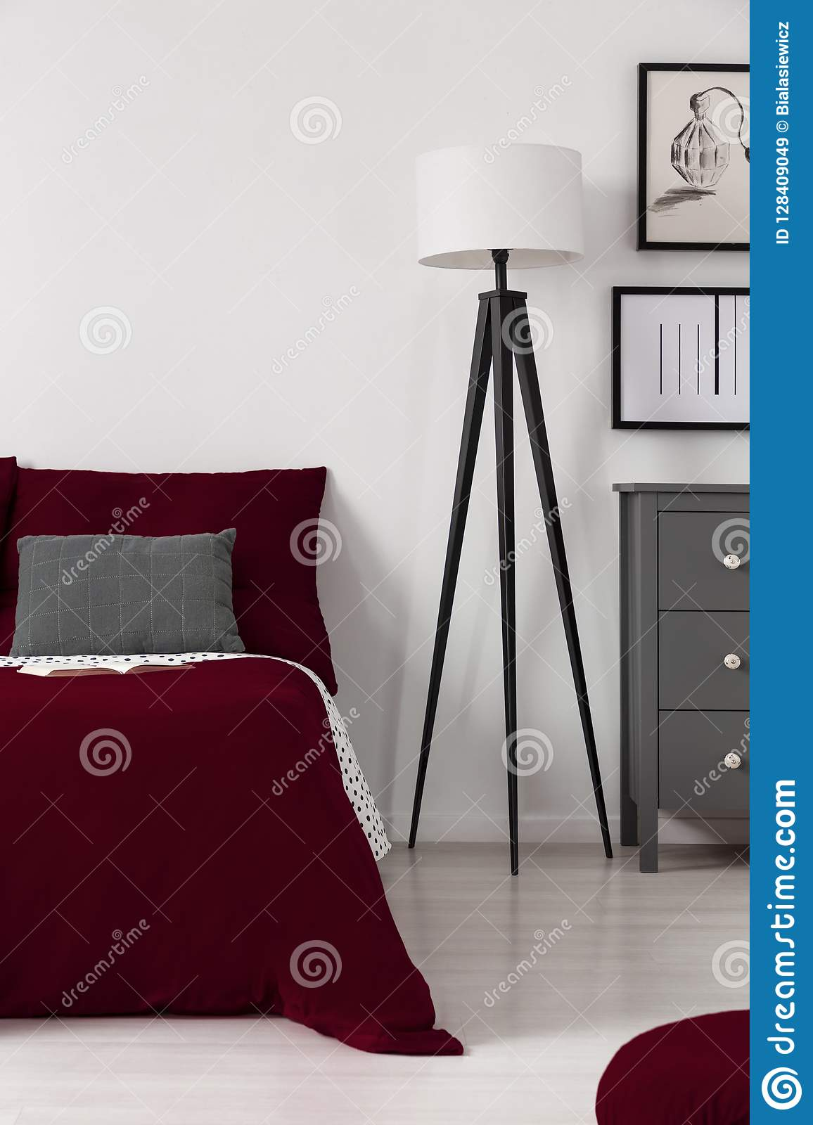 1 256 Modern Red Black Bedroom Photos Free Royalty Free Stock Photos From Dreamstime