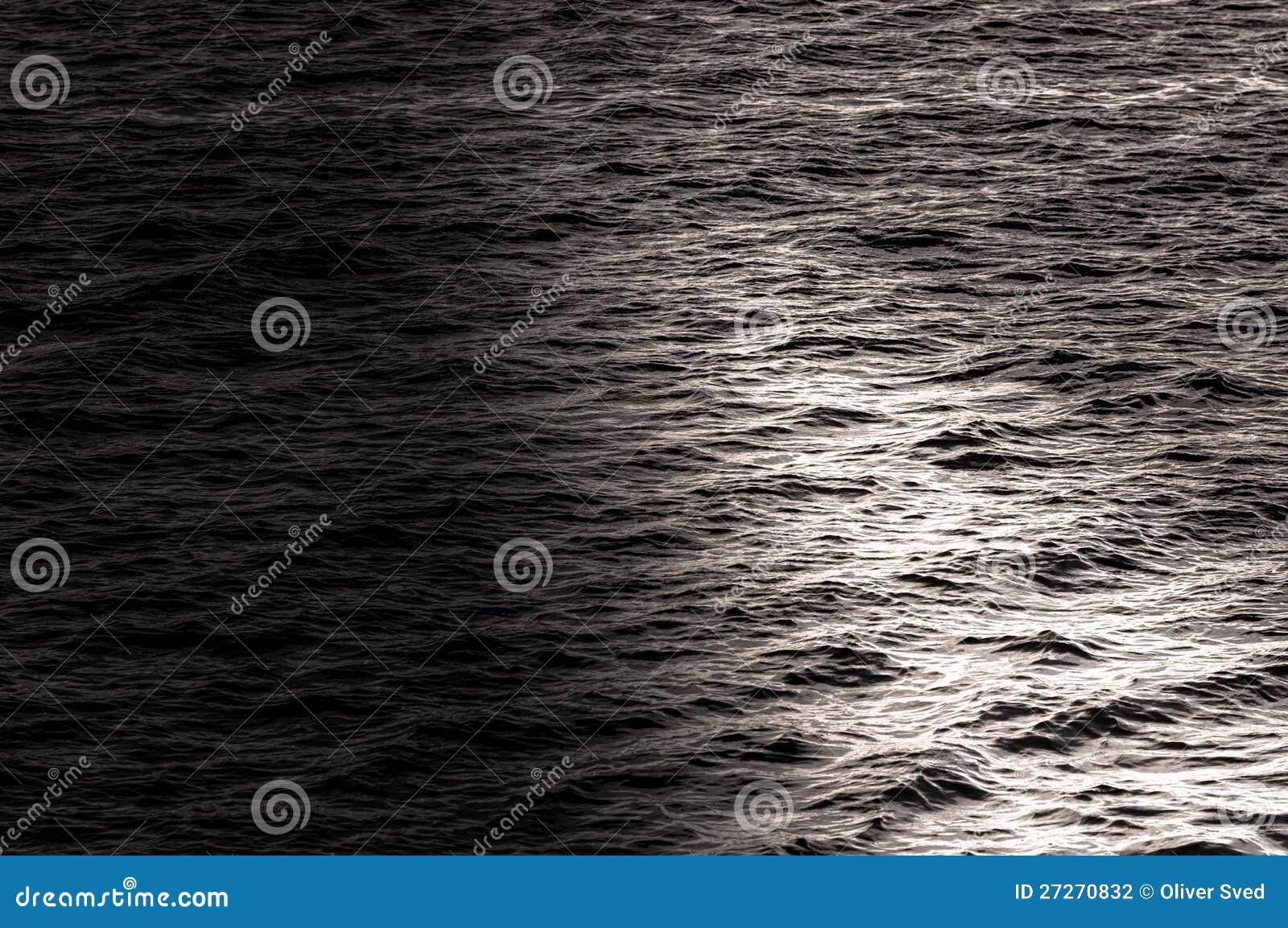 deep dark water stock photography image 27270832