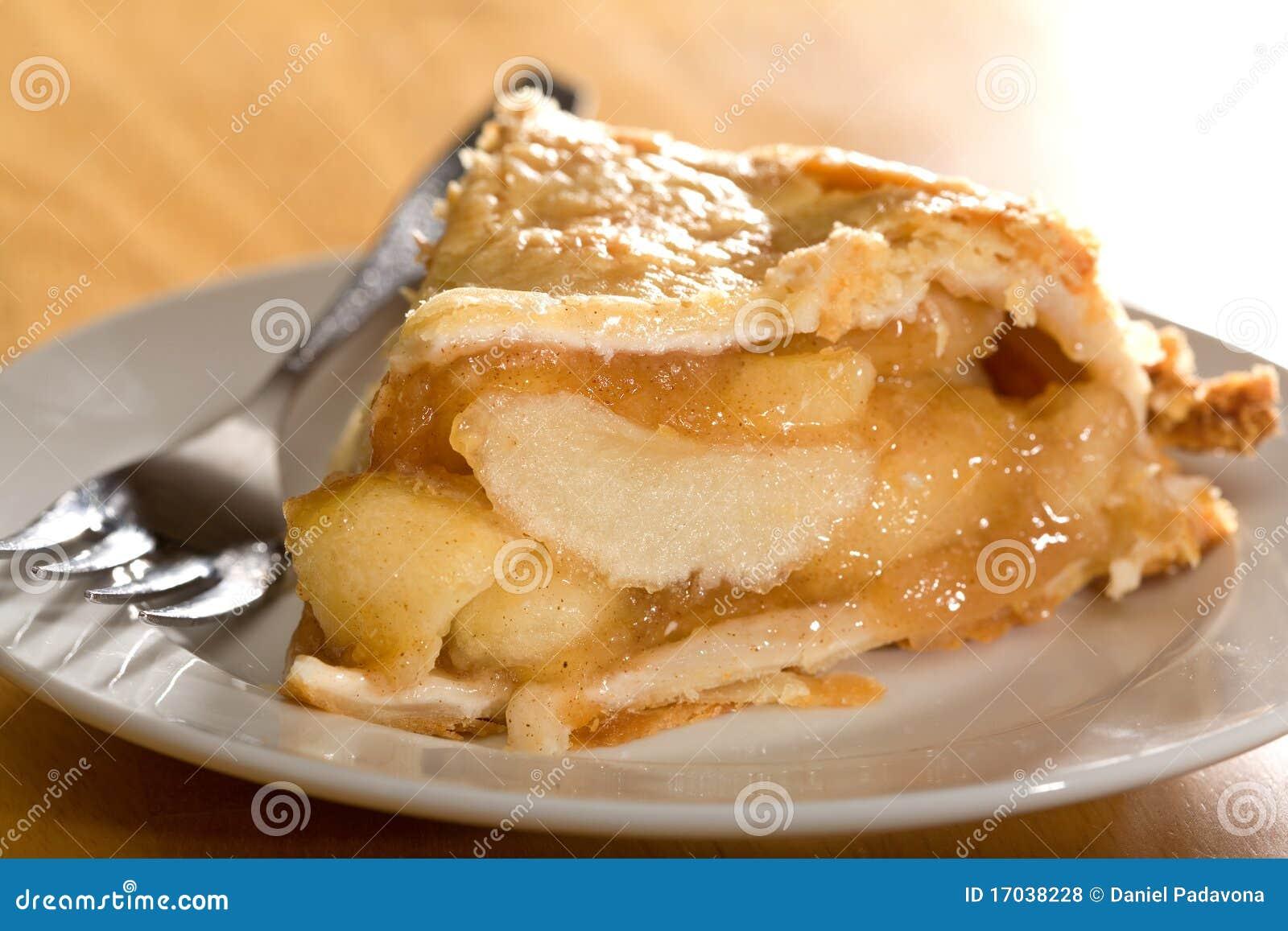 Deep Dish Apple Pie Royalty Free Stock Photos - Image ...