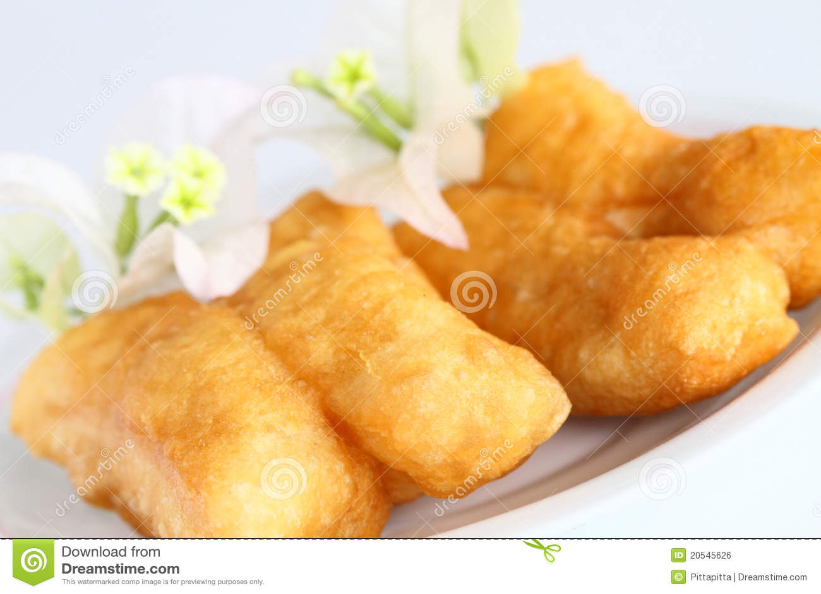Deep-fried doughstick