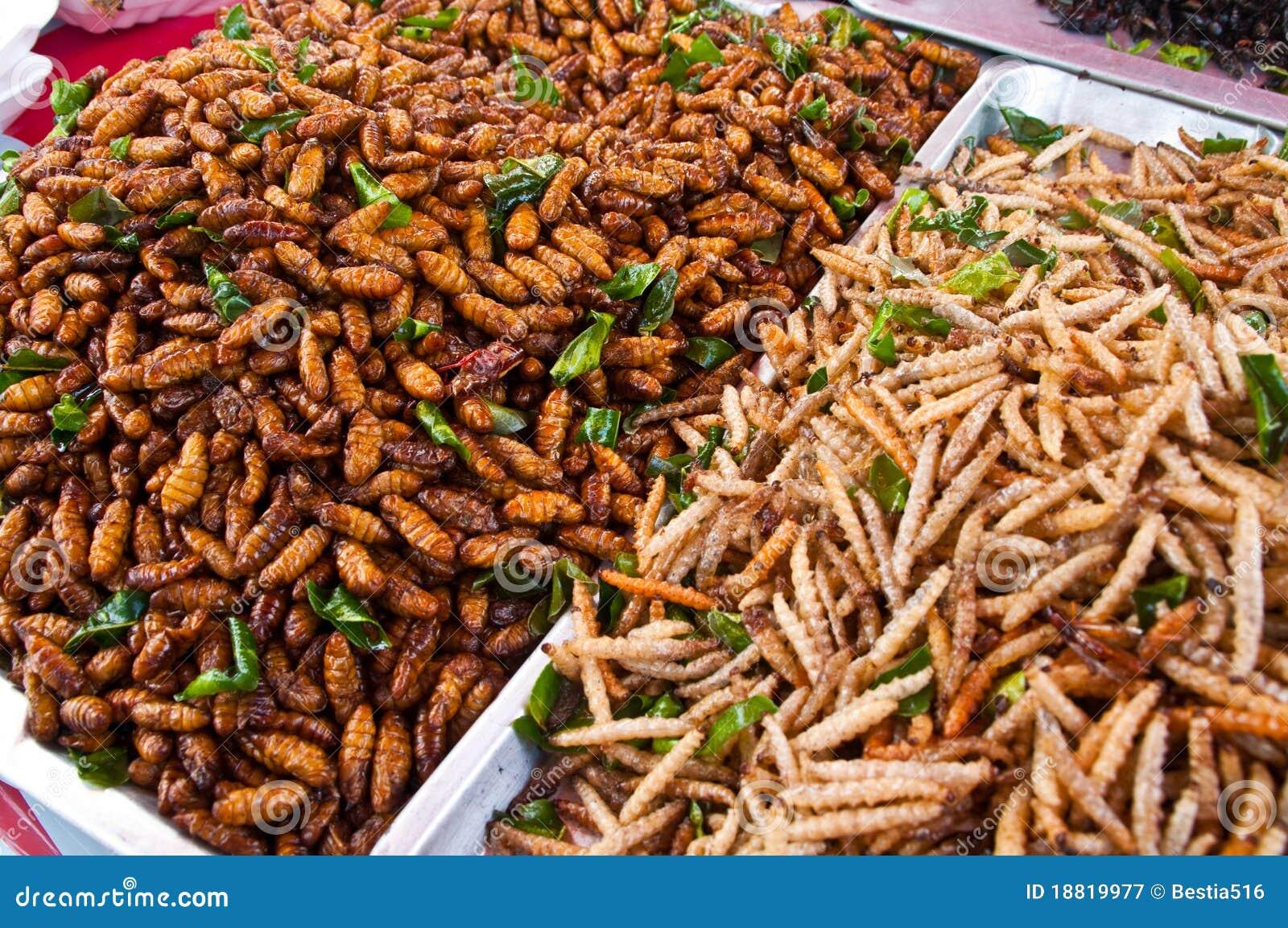 Weird Asian Street Food