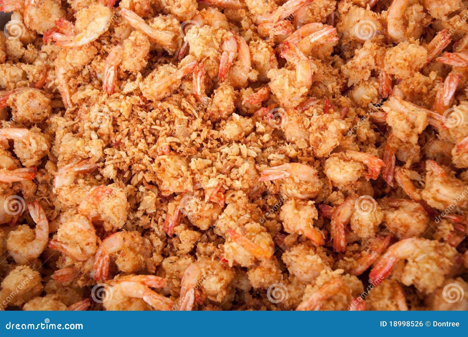 Deep-fried-shrimp