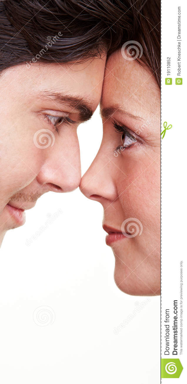 Deep Look Into The Eyes Stock Photography - Image: 19110852