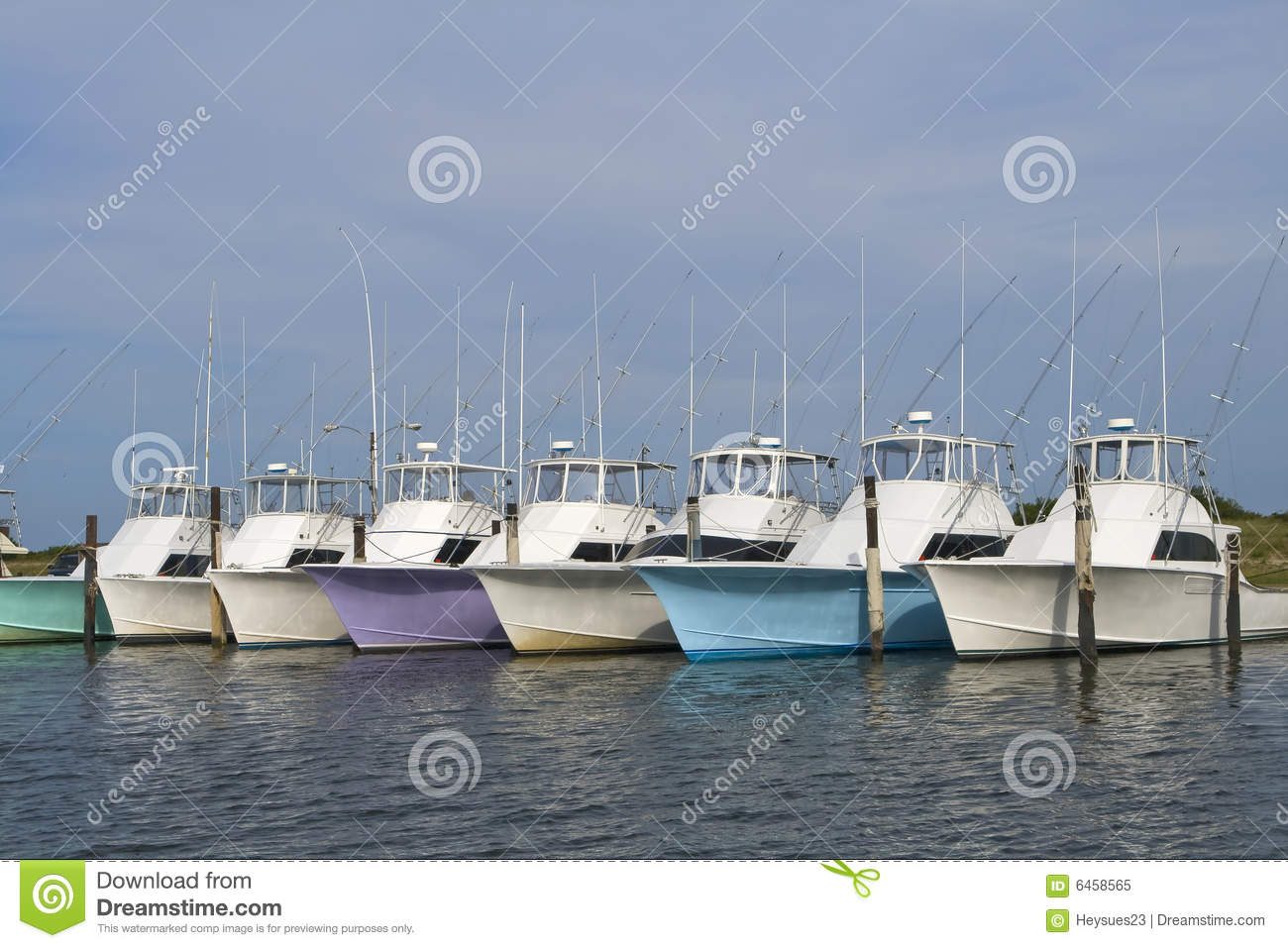 Deep sea fishing boats stock image image of catch slips for Sea fishing boats