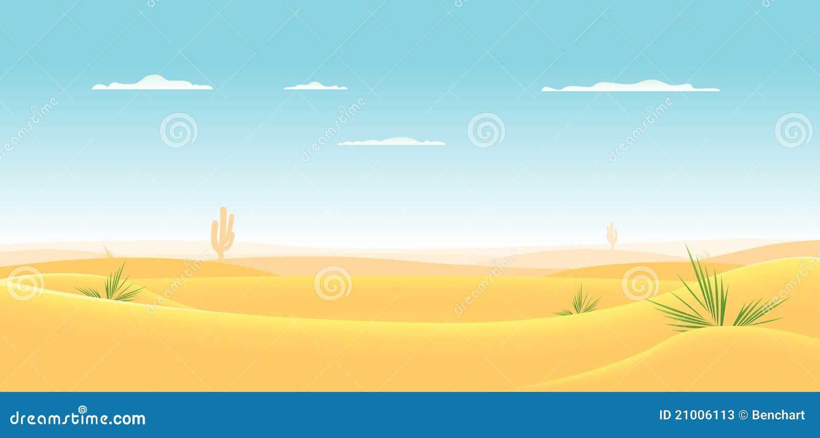 Deep Western Desert Western Desert Clipart