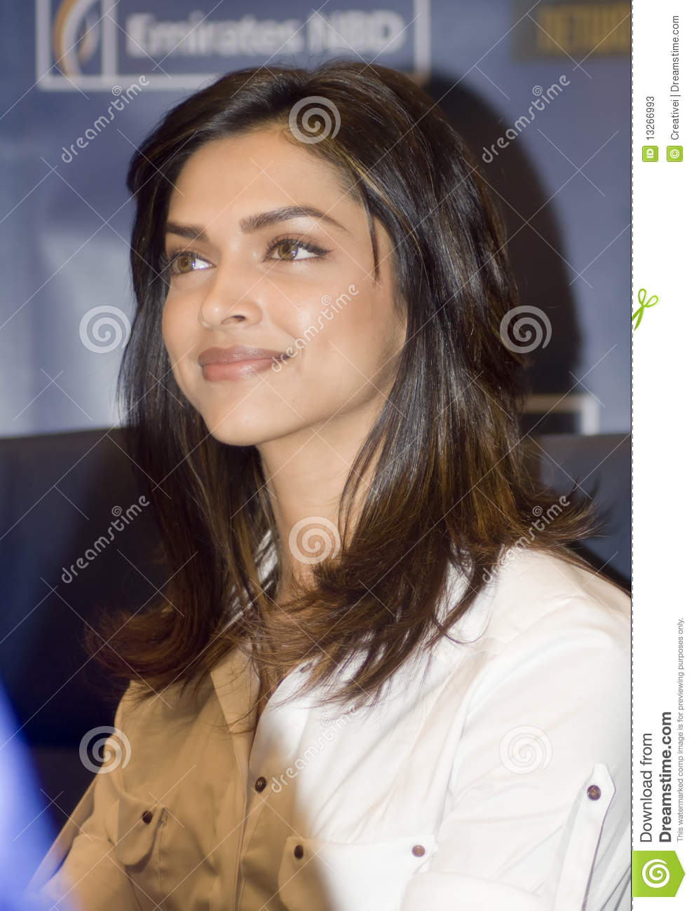deepika padukone, indian actress editorial stock photo - image of