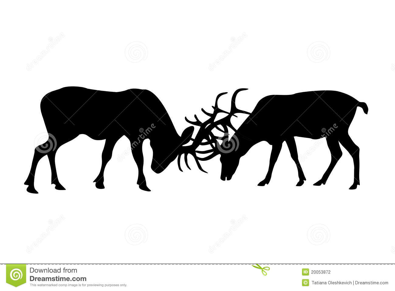 Native Americans Clipart Black And White Whitetail Deer Black And White