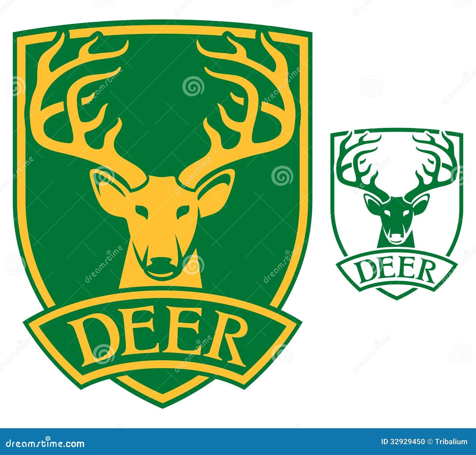 Deer head symbol stock vector illustration of design 32929450 deer head symbol buycottarizona Image collections