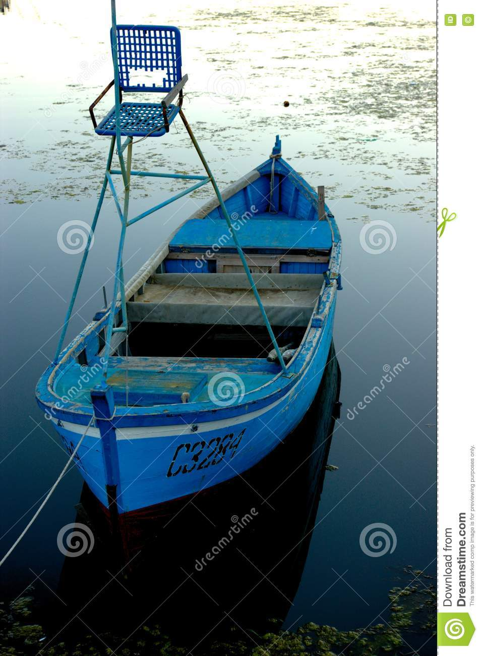 Deer-stand fishing boat