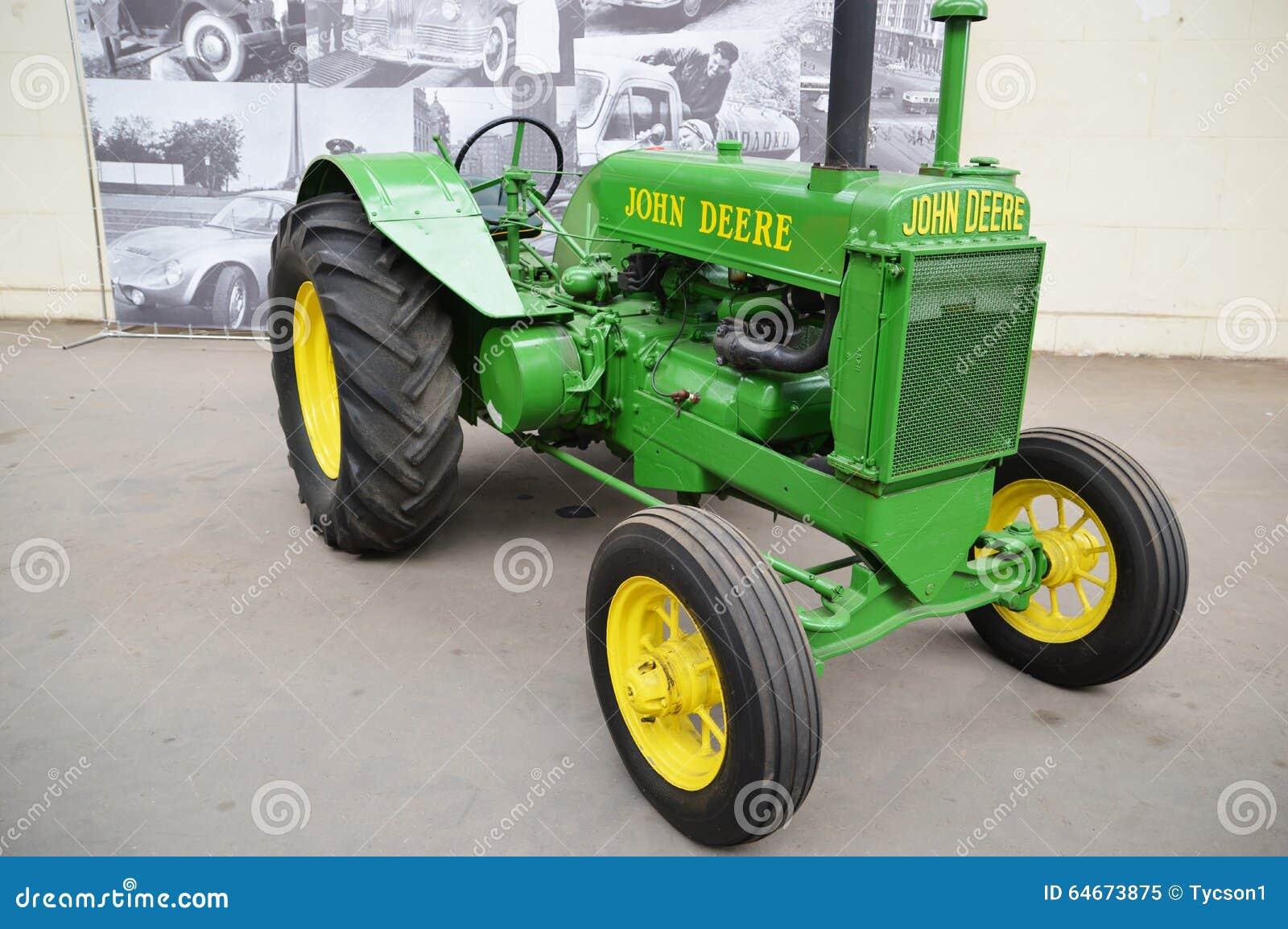 Deerejohn traktor
