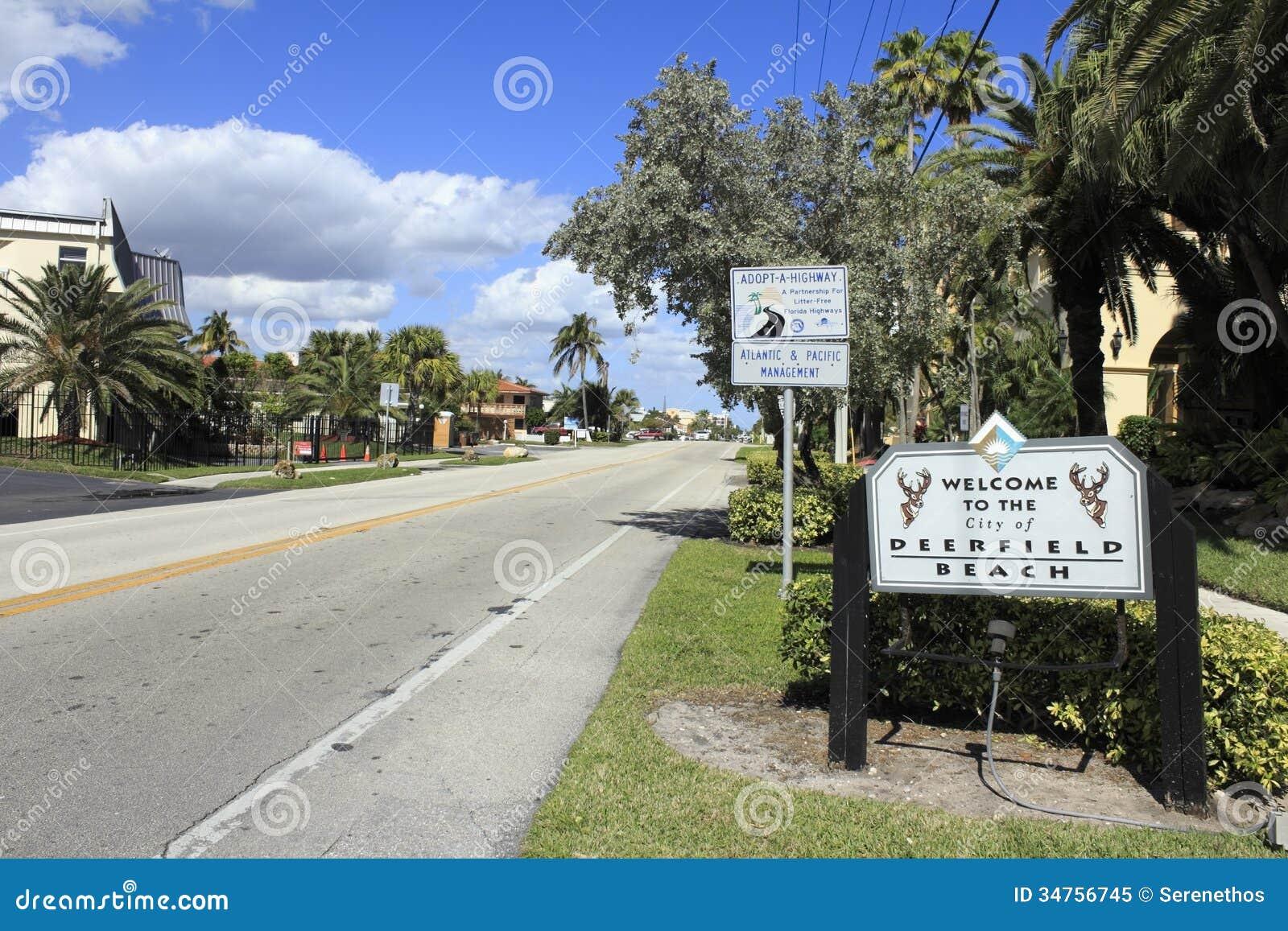 Deerfield Beach Florida Weather February
