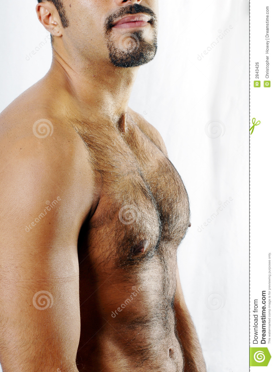 Had strength arms female hairy latino happy