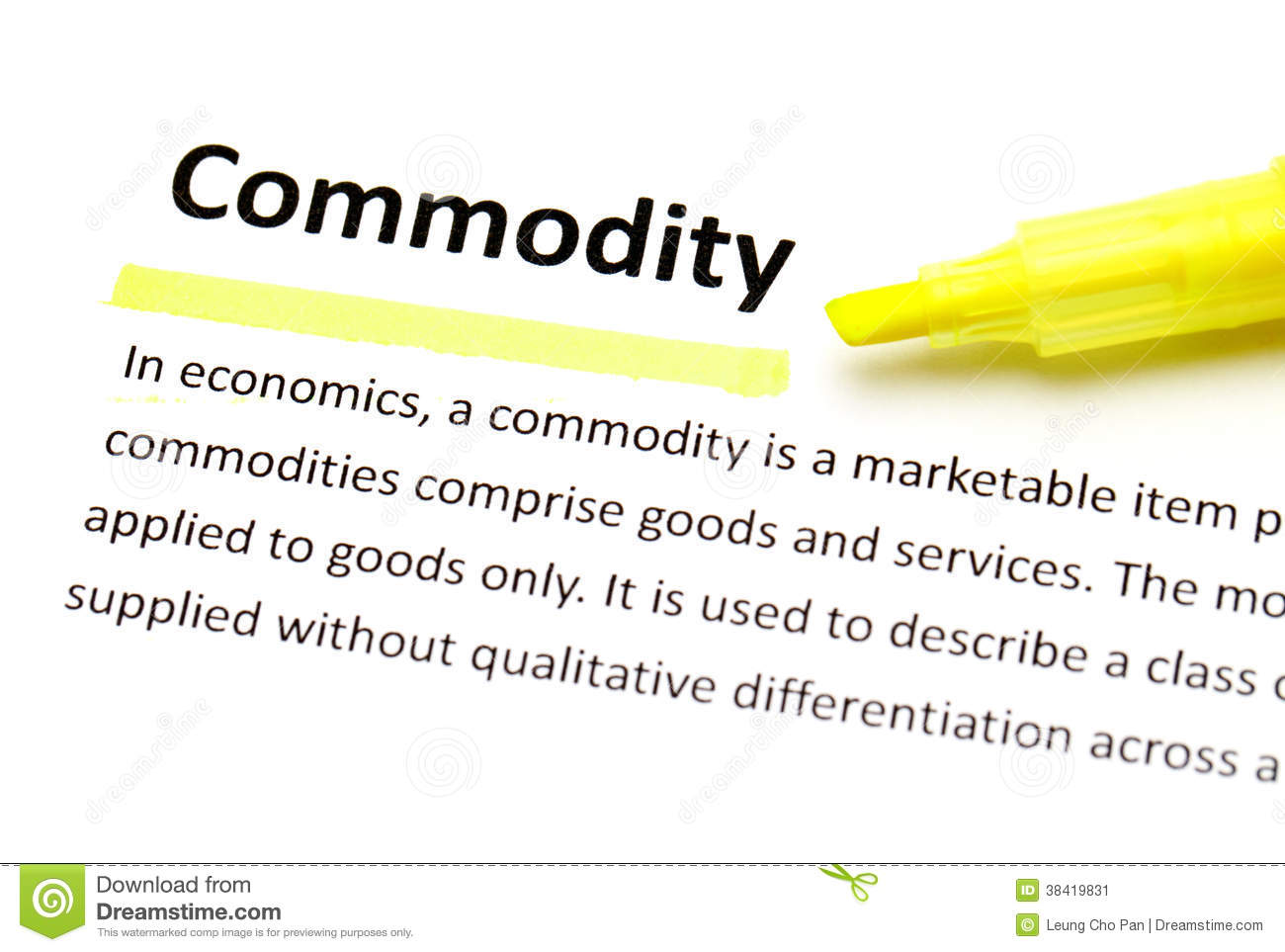 Sale of securities or commodity futures not owned by the seller (who