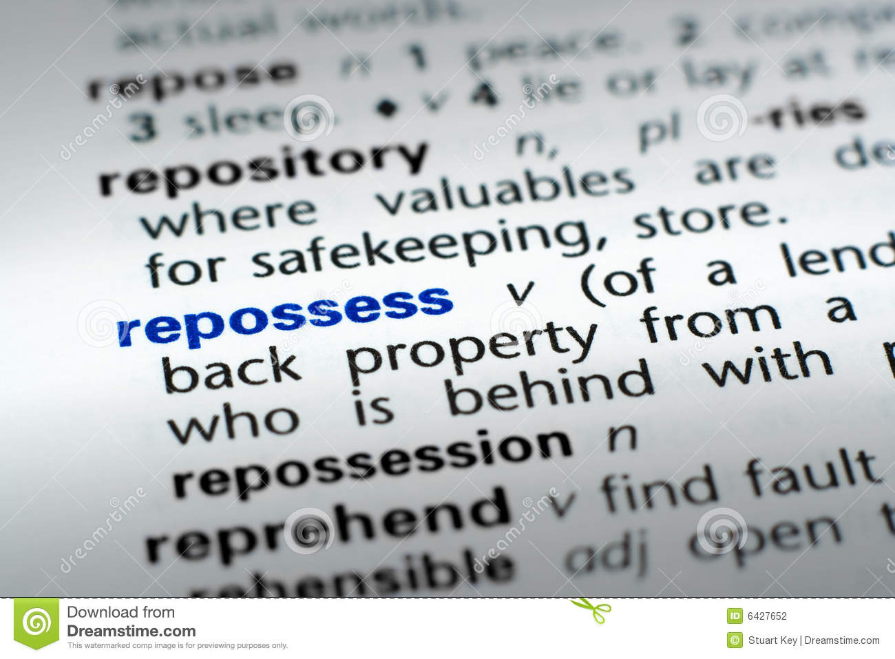 Mortgage Foreclosure Definition