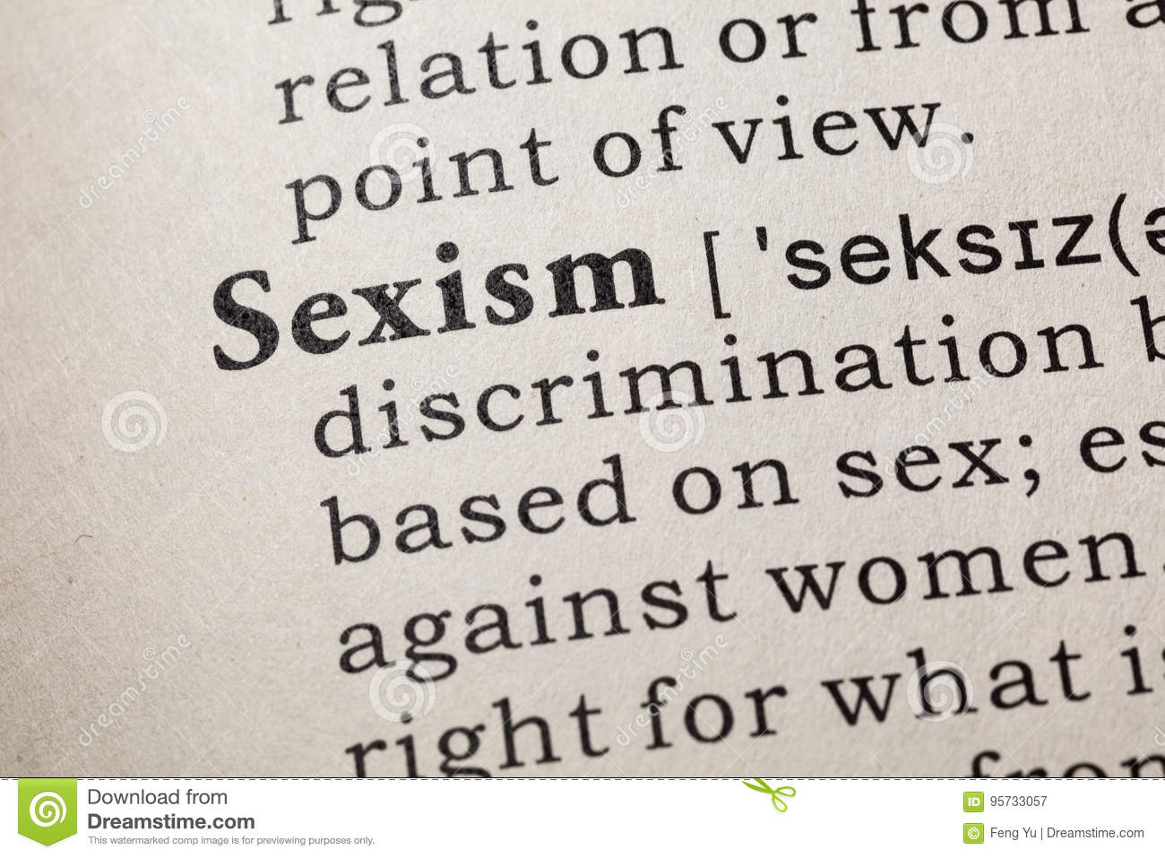 Definition of sexism Nude Photos 70