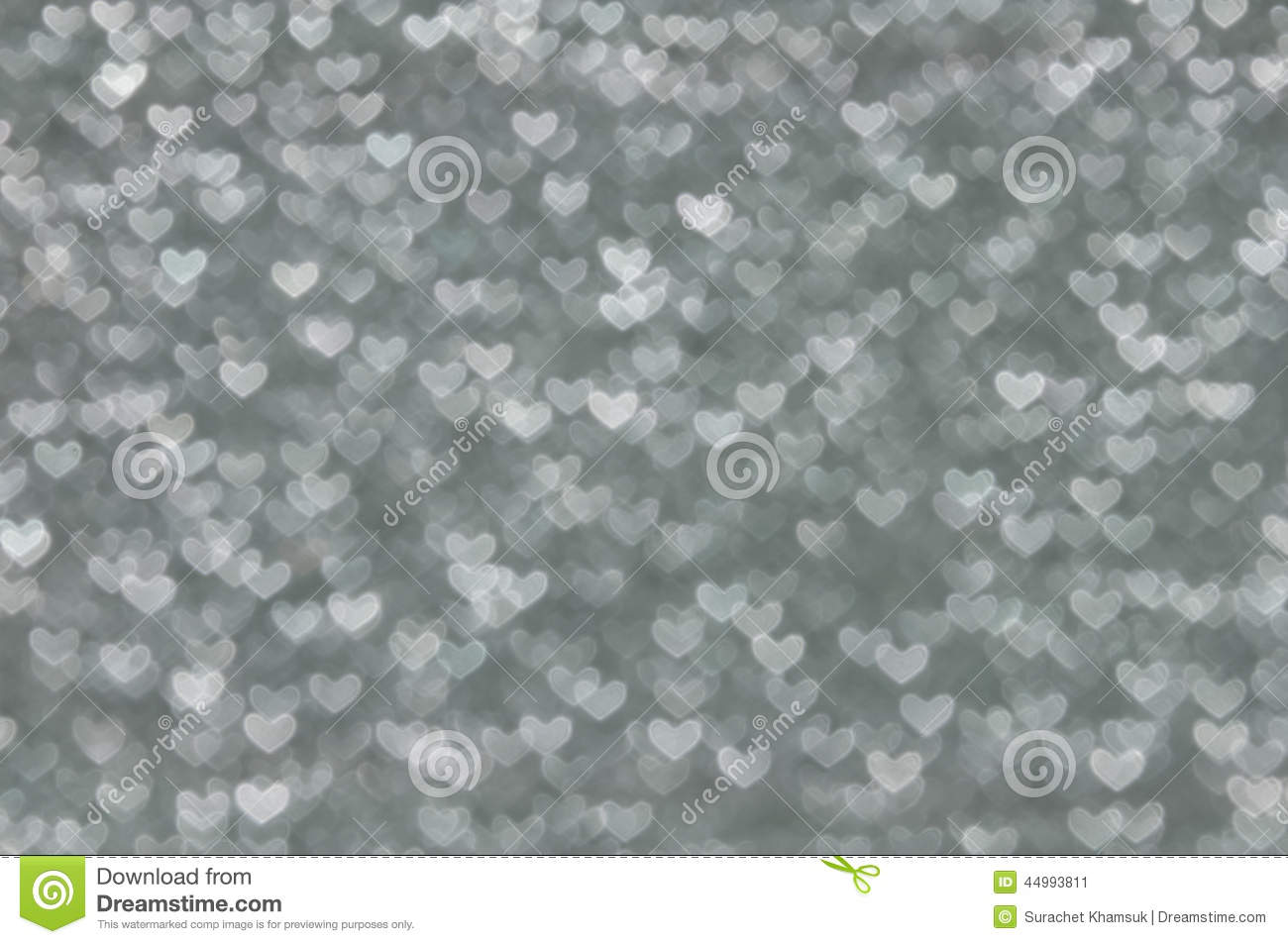 defocused abstract grey hearts light background stock image image