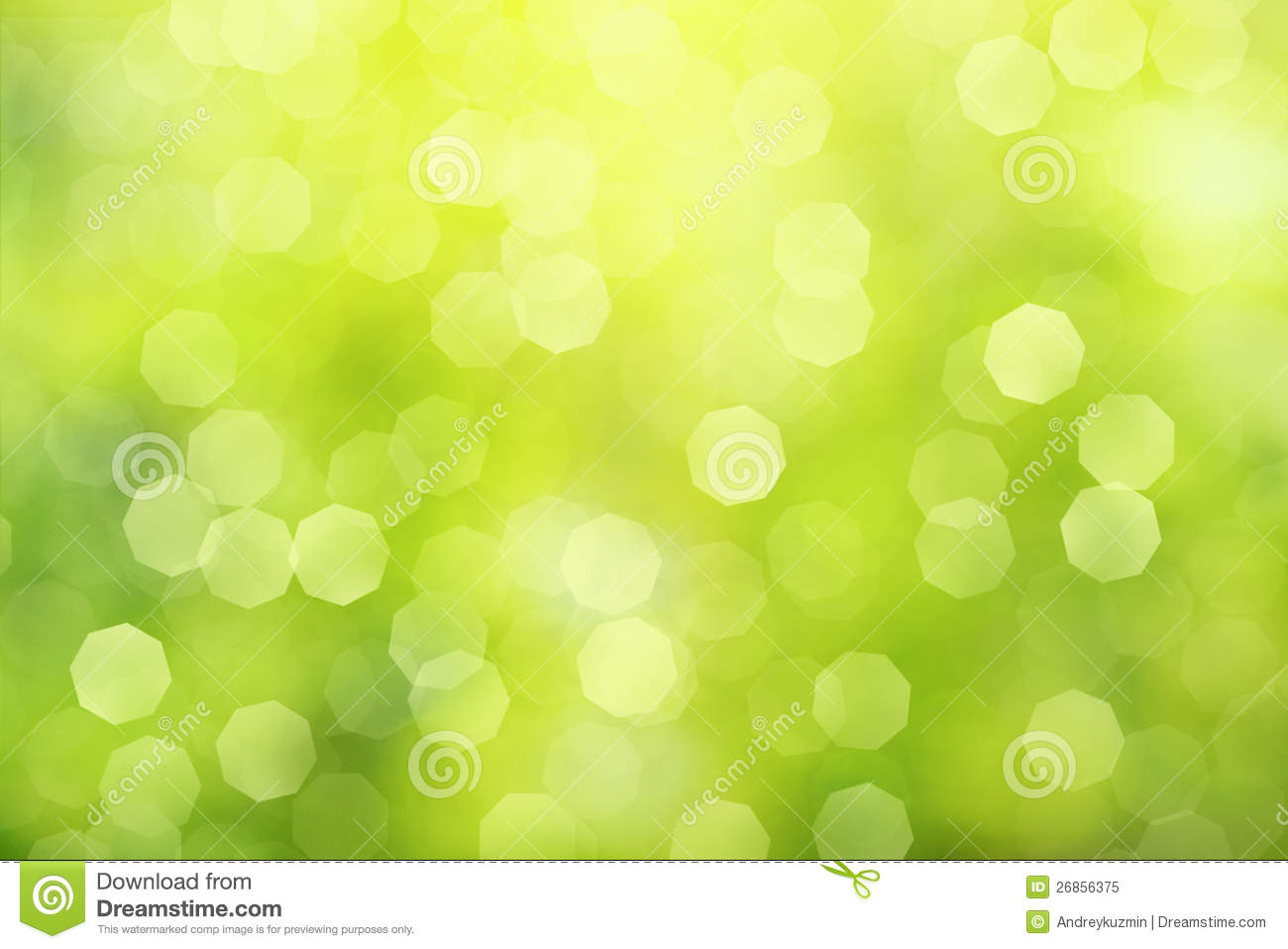 Girly Background Royalty Free Stock Photo: Defocused Green Abstract Background Stock Image