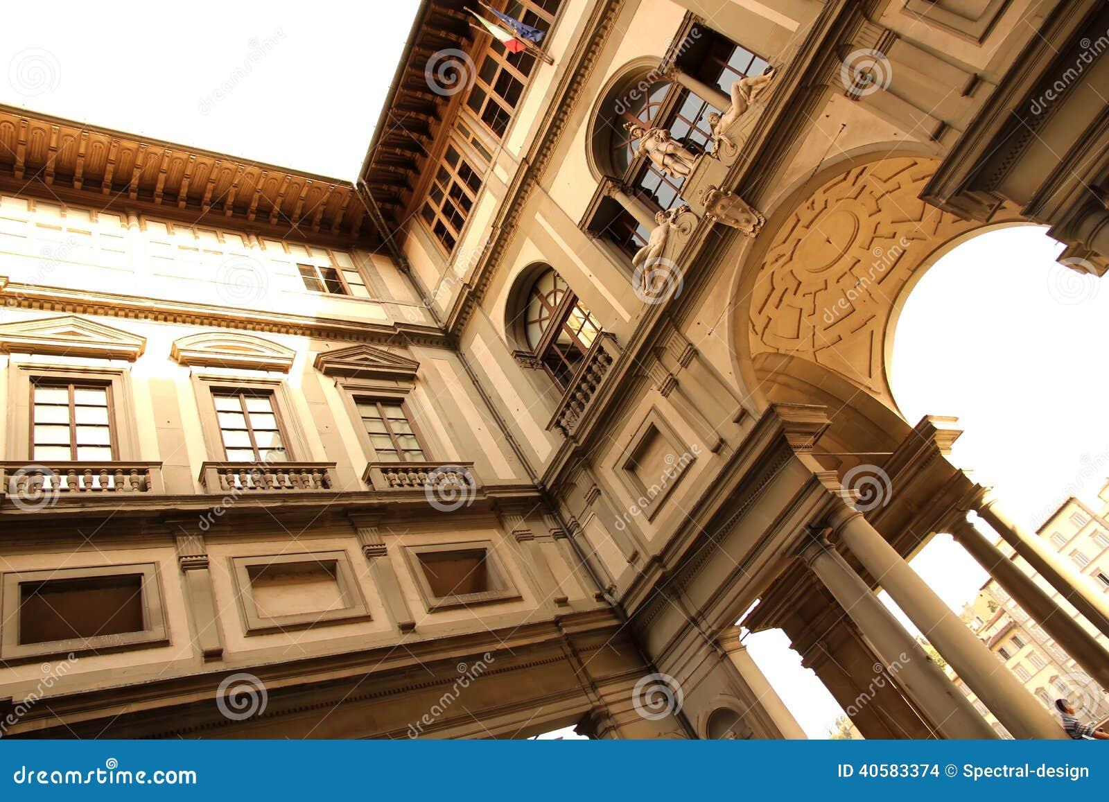 Degli Uffizi Piazzale