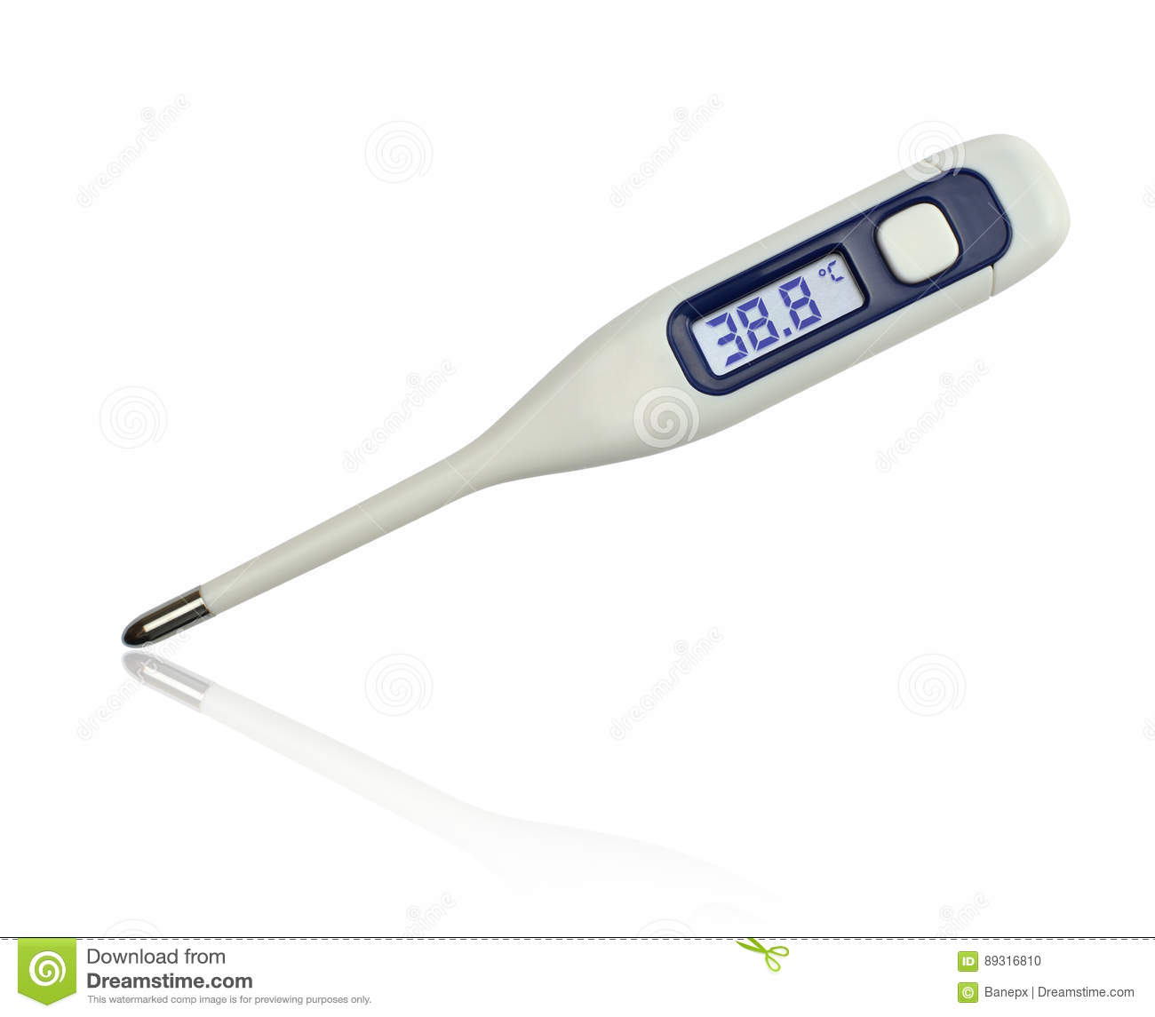 38 8 Degrees Celsius Stock Photo Image Of Measuring 89316810