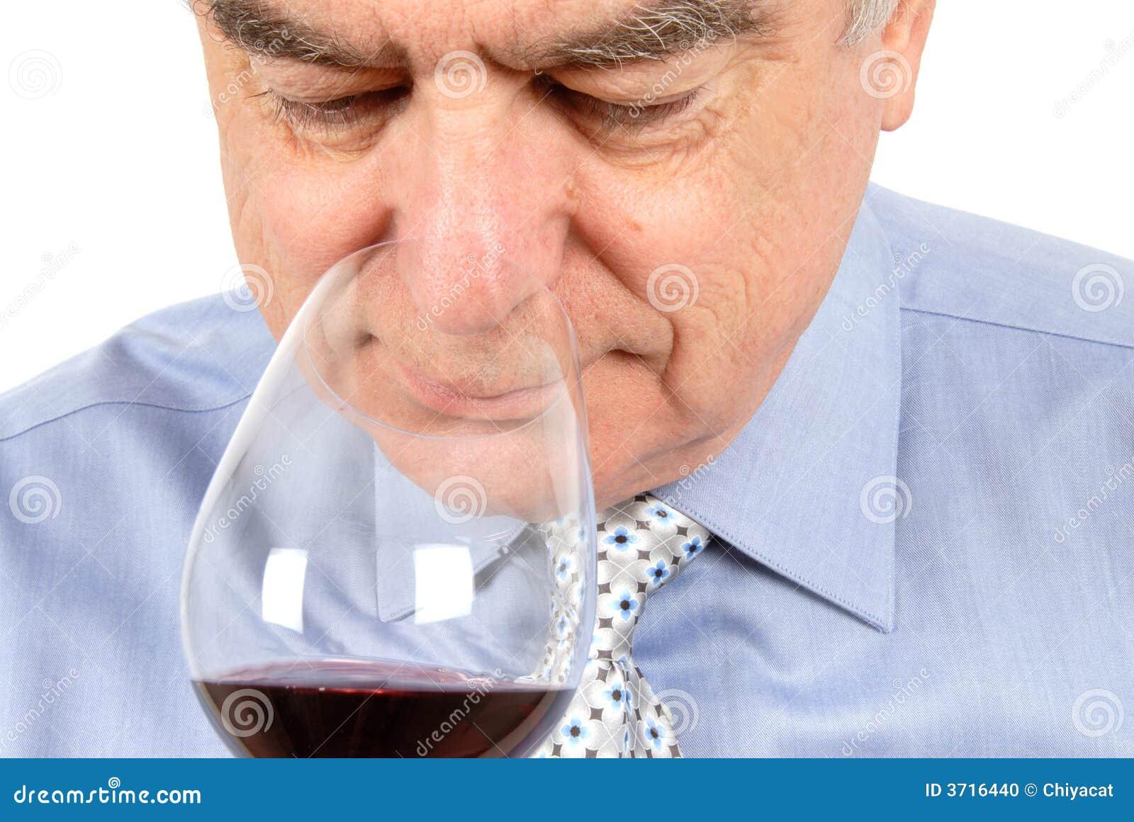Degustatora wino