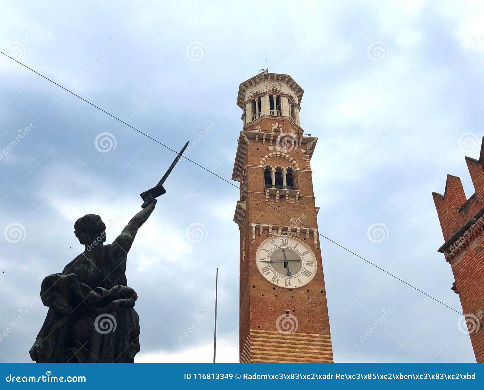 Dei Lamberti, Verona, Italia di Torre