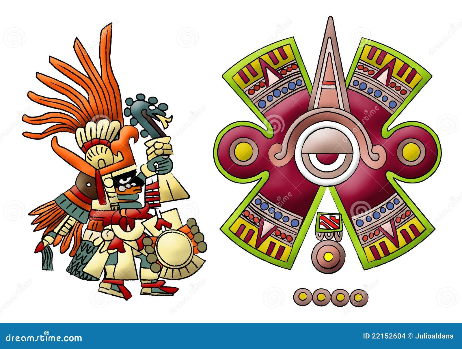 Resultado de imagen de Huitzilopochtli