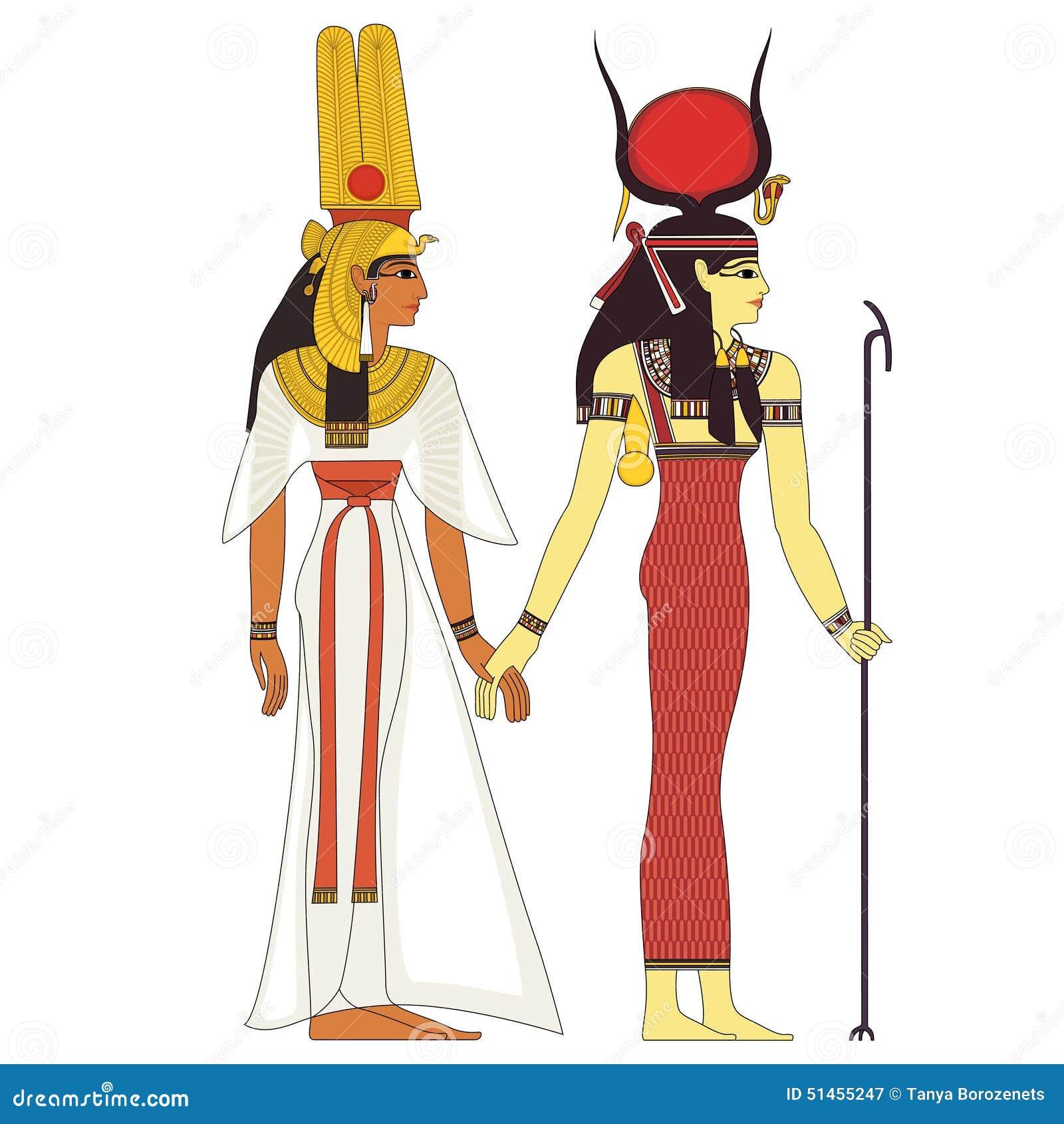 Deidades de Egito antigo