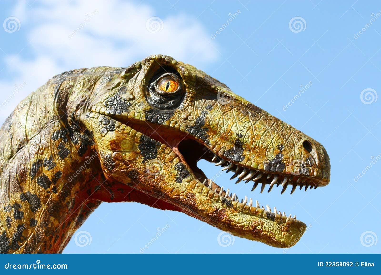 Deinonychus恐龙题头