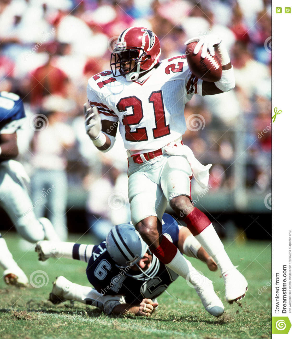 Deion sanders falcons