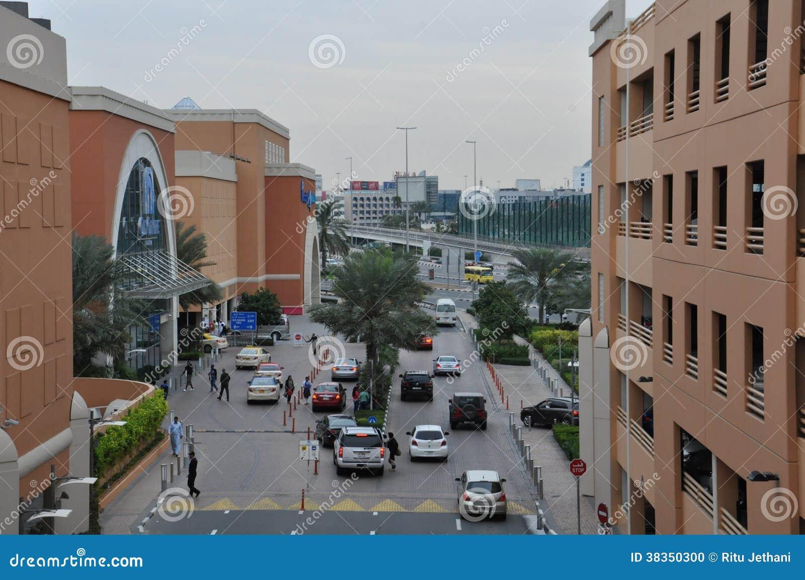 Deira City Centre In Dubai, UAE Editorial Image - Image of