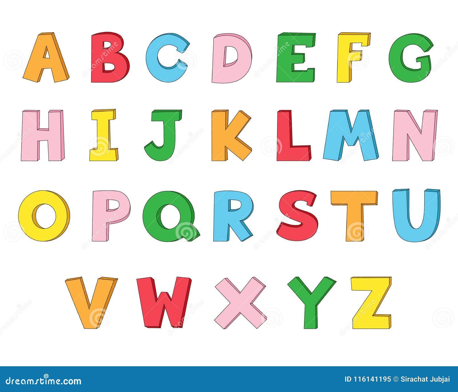 aprender el abecedario en ingles