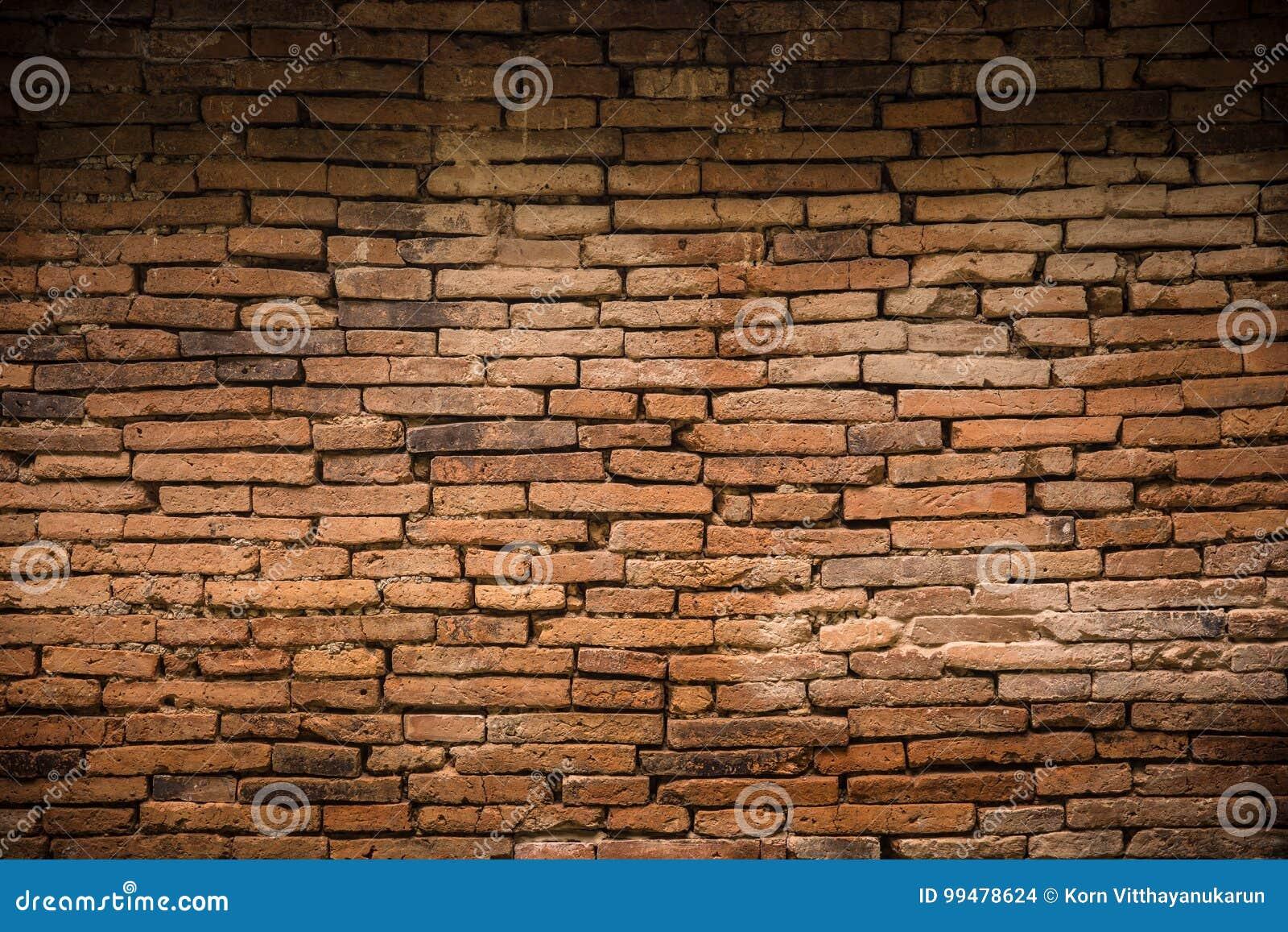 Dekadenter Hintergrund Der Alten Alten Backsteinmauer Stockfoto   Bild von rustic, schwarzes ...