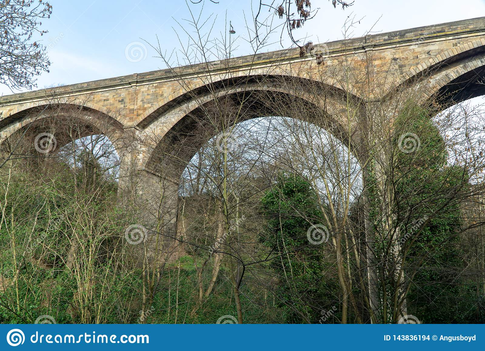 Dekan Village Bridge