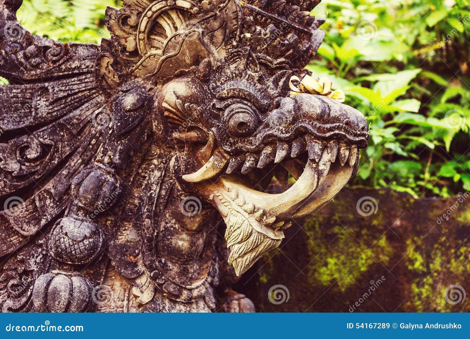 Dekor på Bali