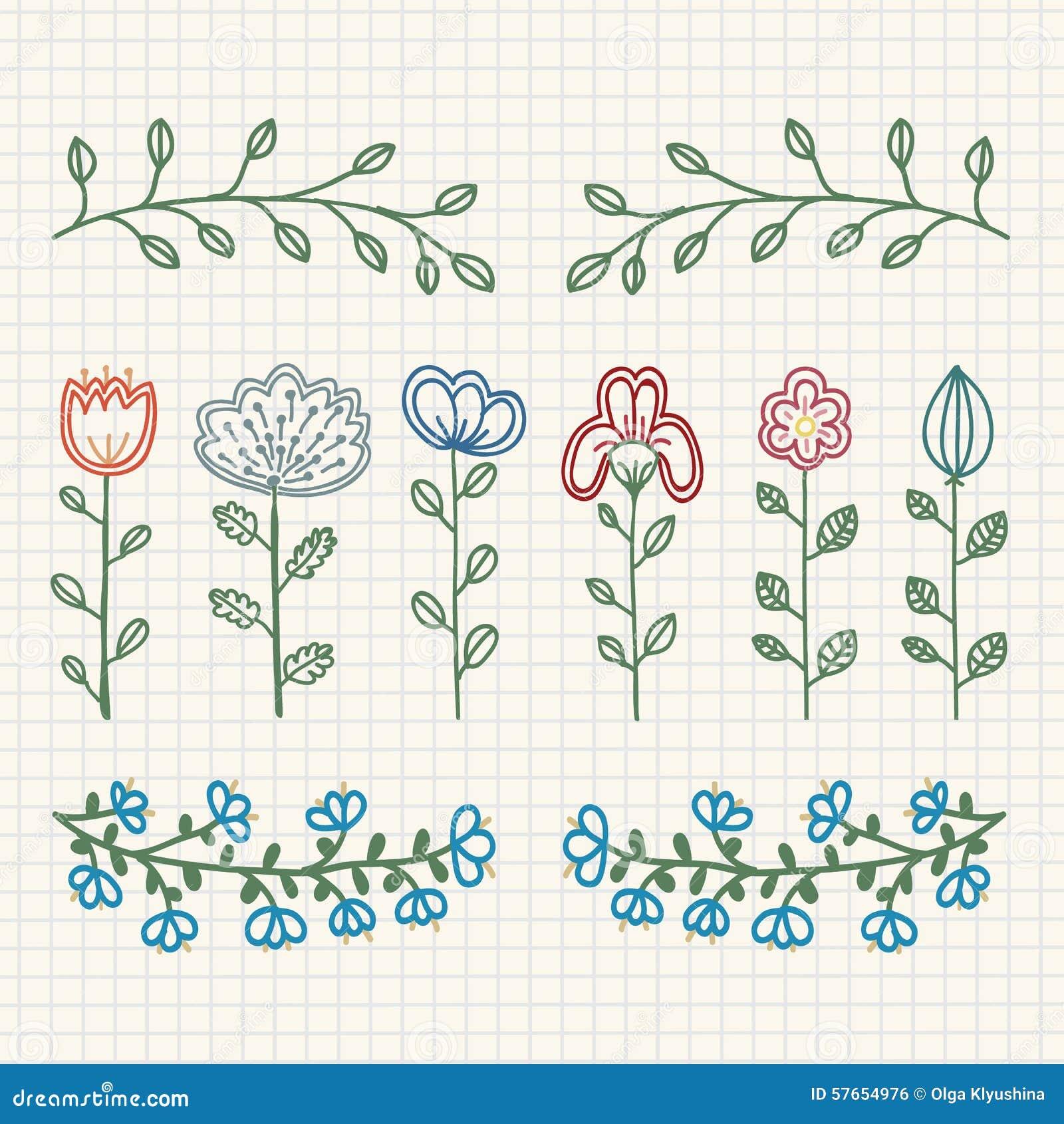 Dekoracyjni kwiaty