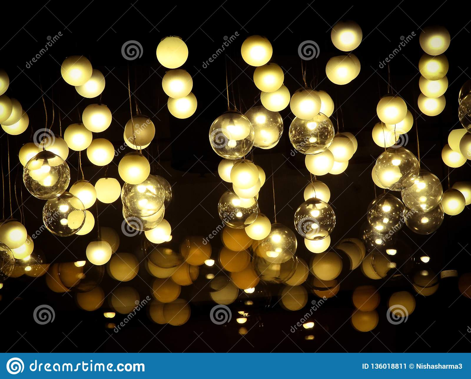 Dekorativ lighting