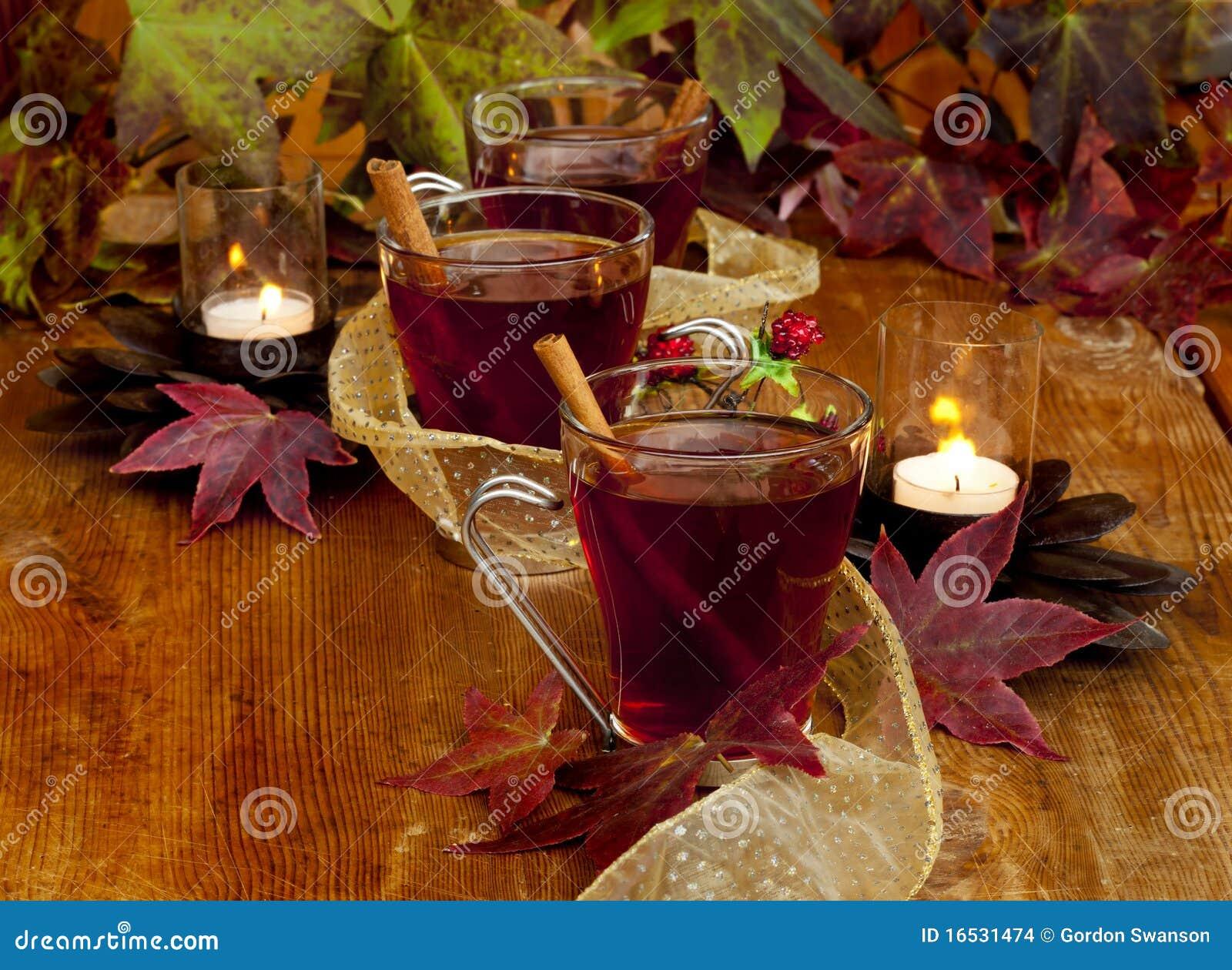 Dekorativa exponeringsglas för cider