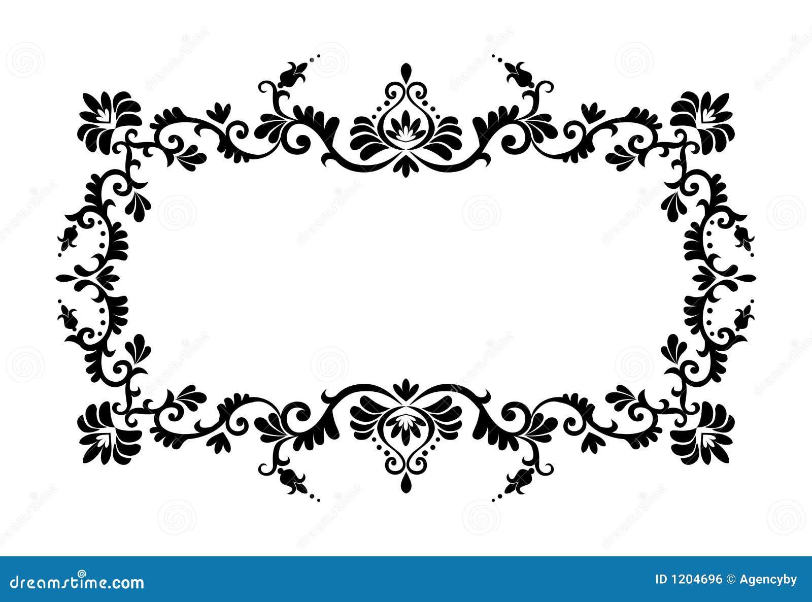 Victorian Graphic Design Cirucs