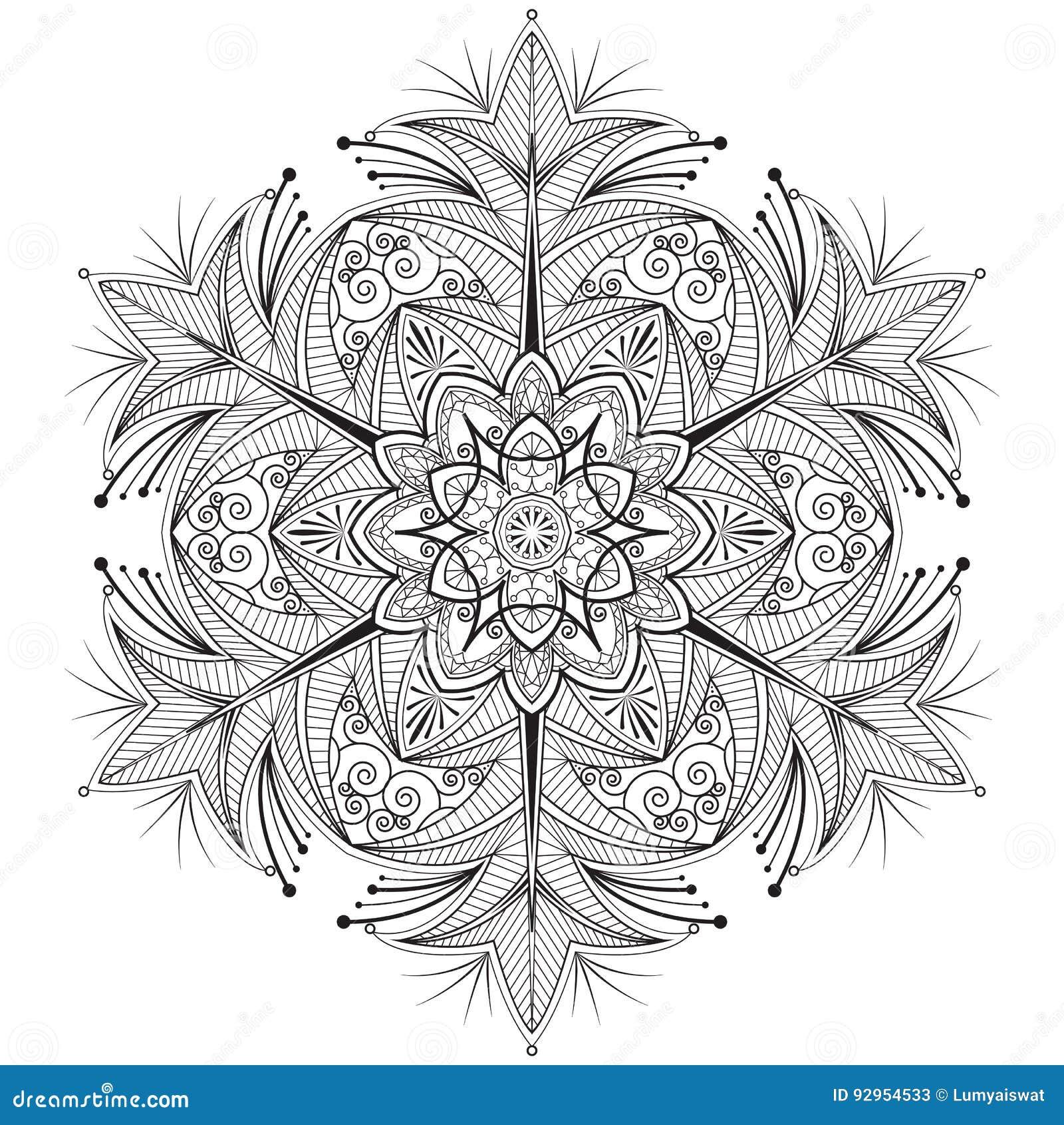Dekoratives Element für Design