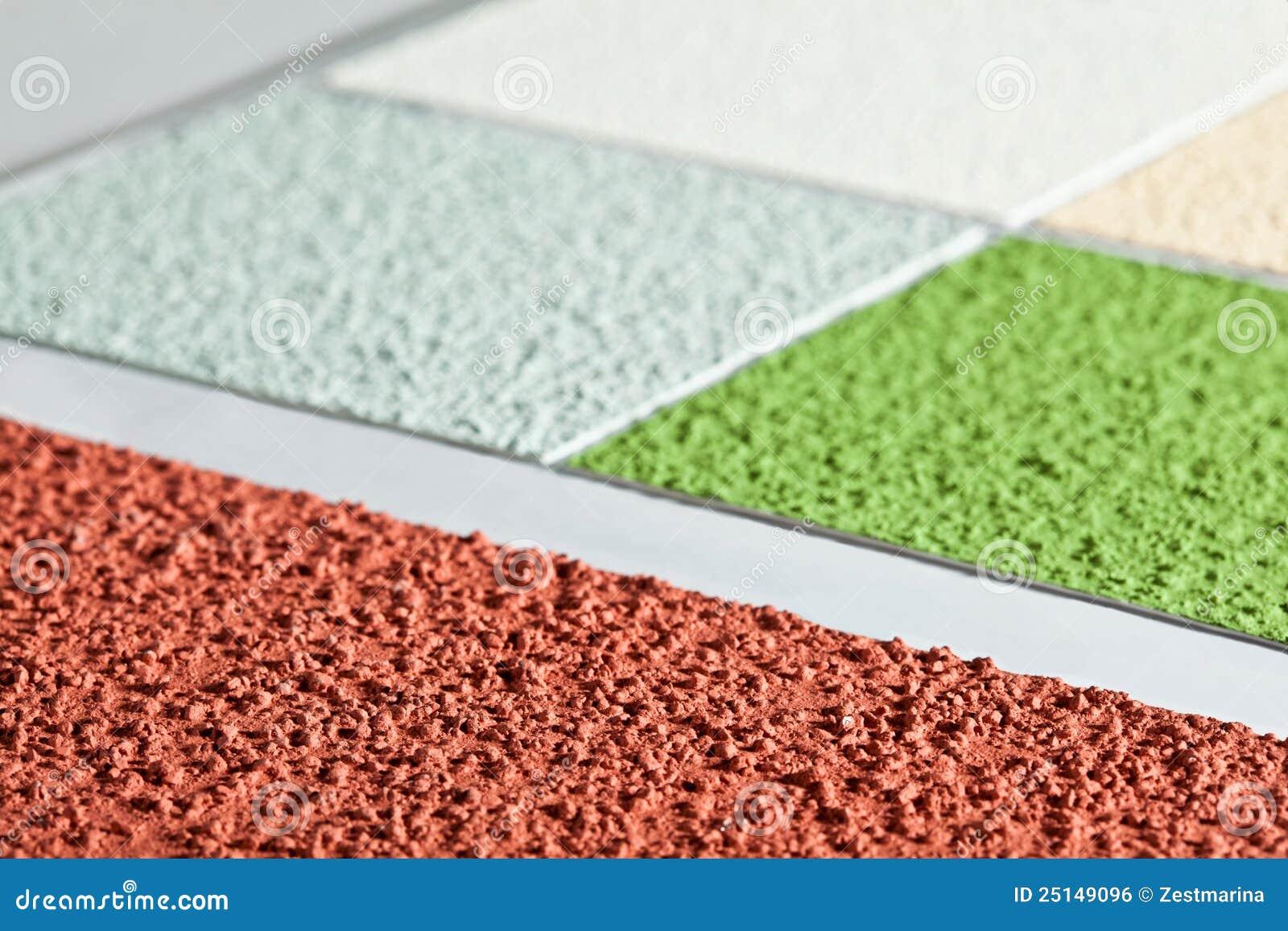 dekoratives pflaster - muster stockfoto - bild von oberfläche, grün