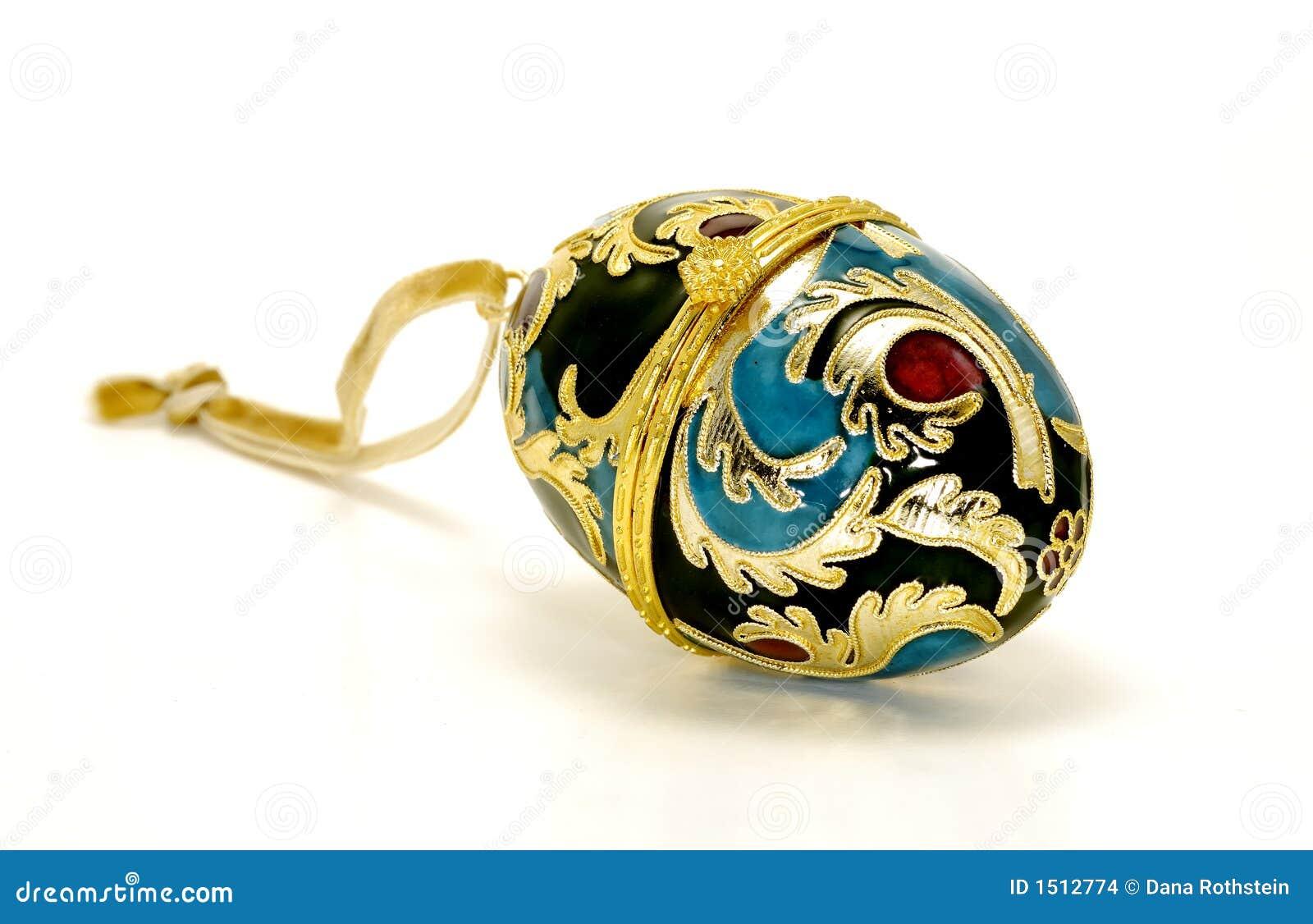 Dekorativt ägg
