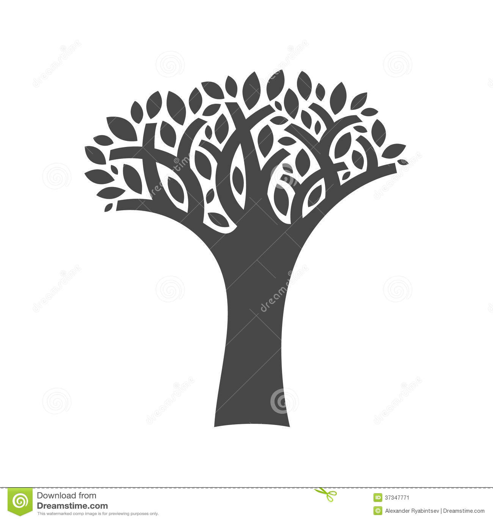 Dekorativt träd