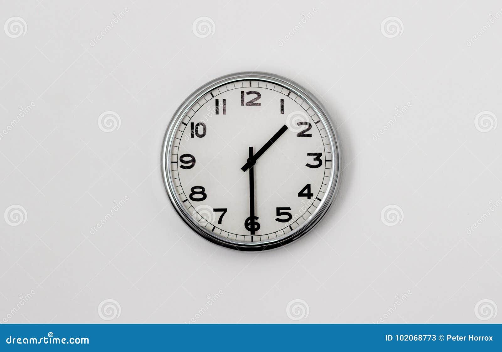 1:30 del reloj