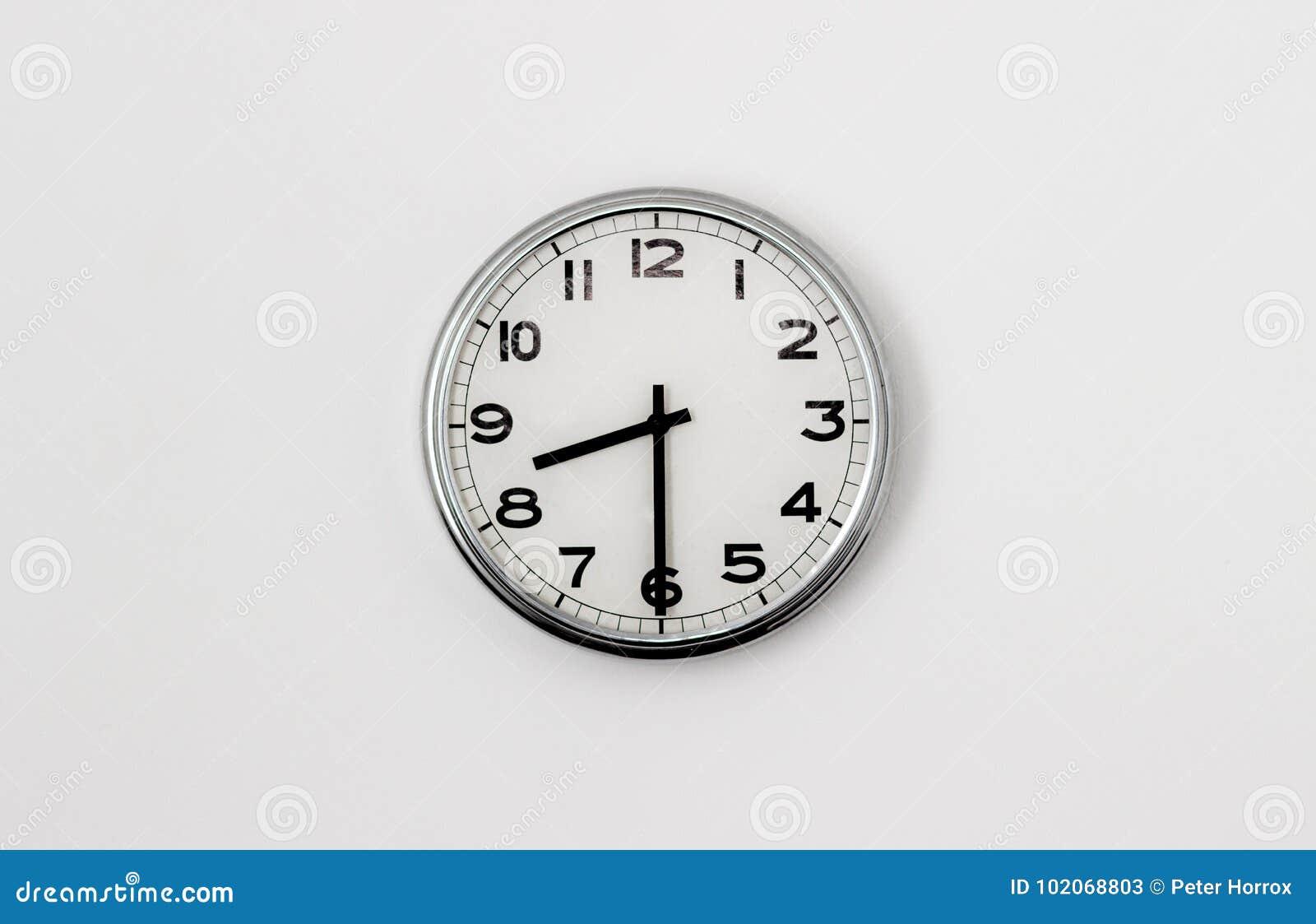 8:30 del reloj