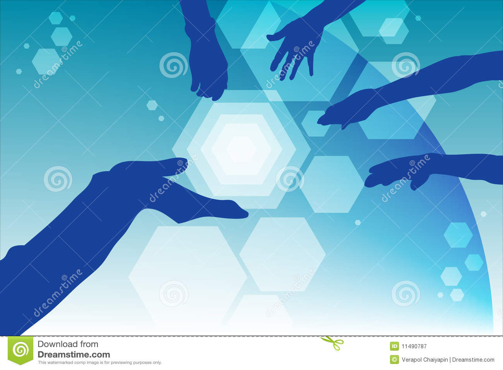 Delegación y trabajo en equipo en asunto